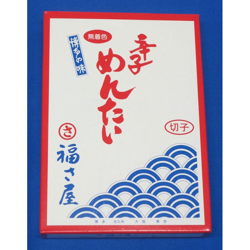 辛子めんたい切子(無着色)LFK180g