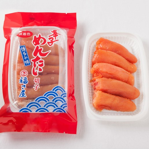 辛子めんたい切子(無着色) 180g