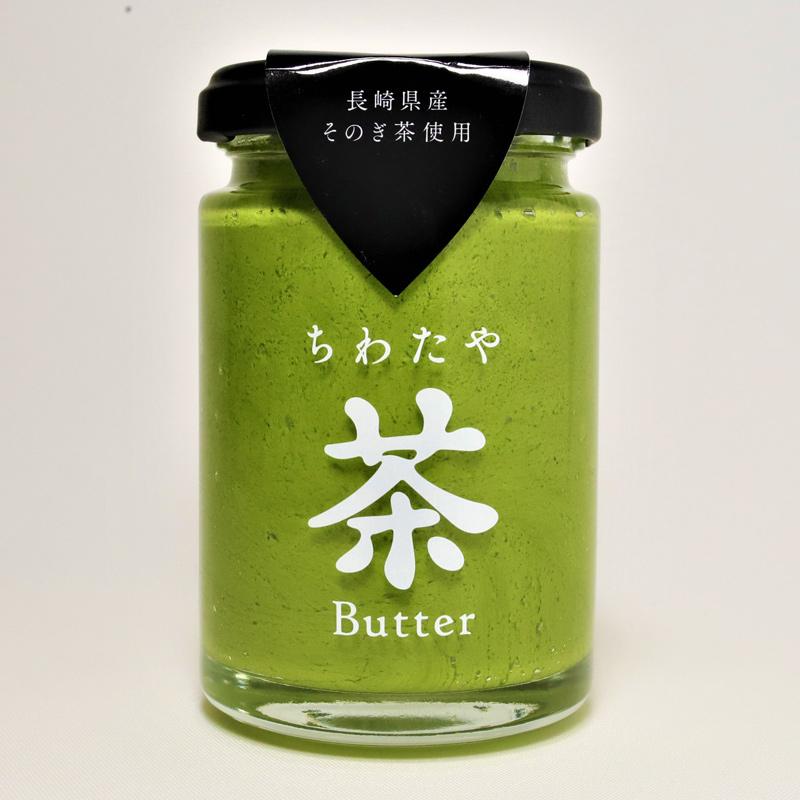 ちわたや茶バター(抹茶)