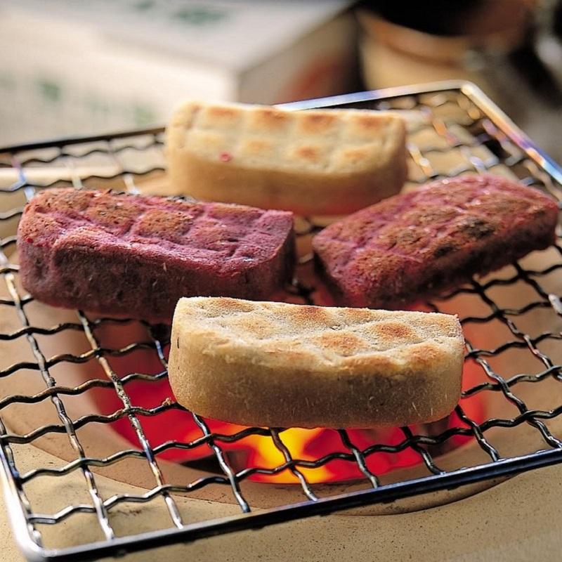 かんころ餅小判(紫芋)