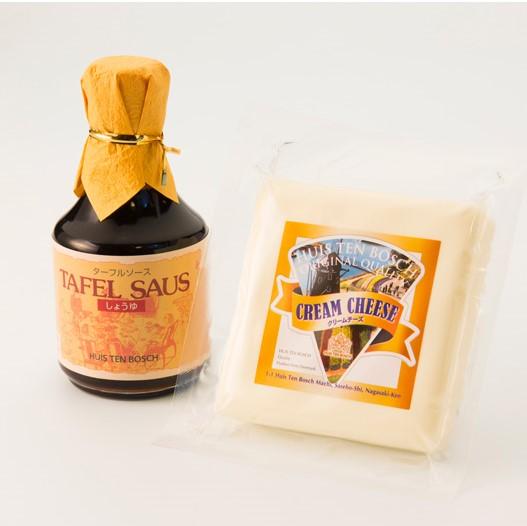クリームチーズ&ターフルセット