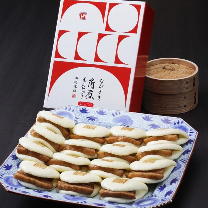 長崎角煮まんじゅう 15個