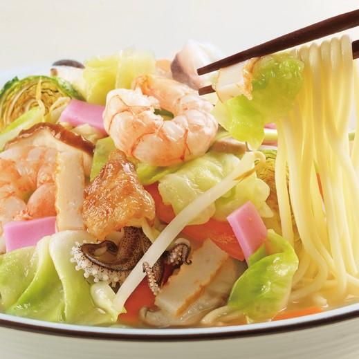 長崎ちゃんぽん・皿うどん(揚麺)詰合せC-24