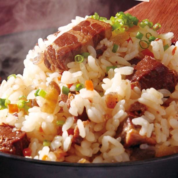 角煮混ぜご飯の素