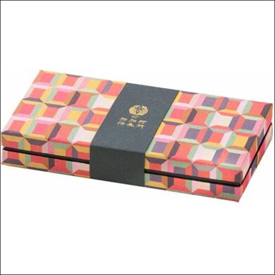 和のボンボンショコラ8粒洋柄箱