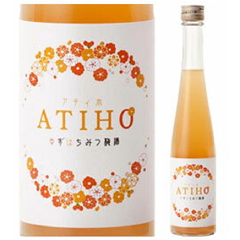ATIHO ゆずはちみつ 梅酒