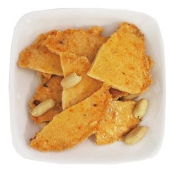 めんべいチップス プレーン×ピーナッツ