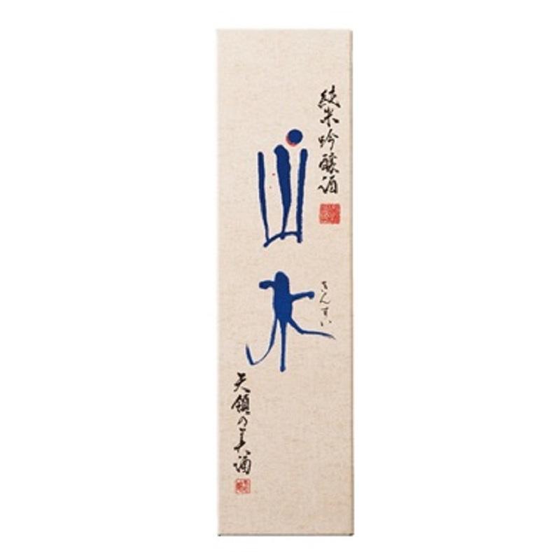 純米吟醸15°山水