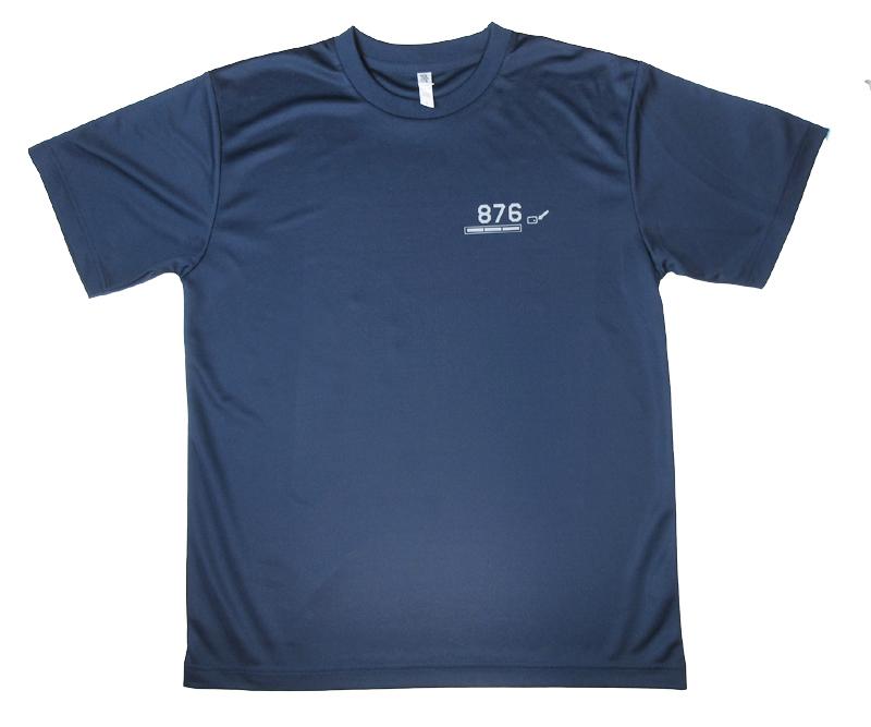 305飛行隊 62-8876 ドライTシャツ(送料込)