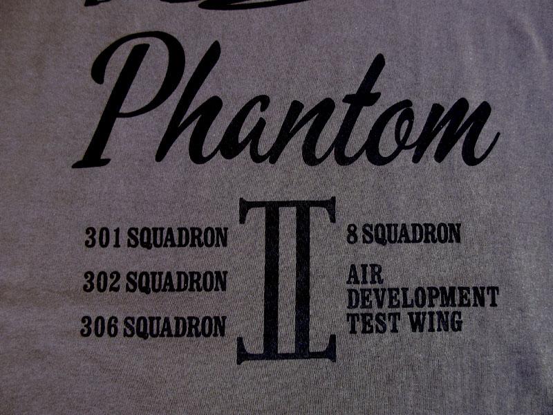 F-4EJ改ファントムII Tシャツ(送料込)