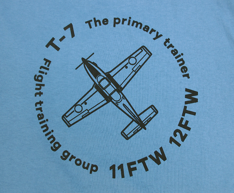 T-7 Tシャツ(送料込)