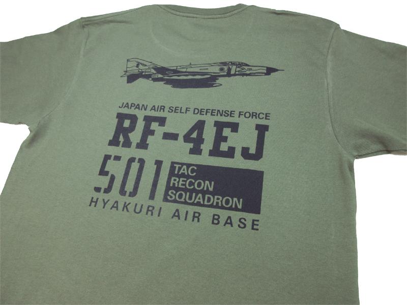 RF-4EJ 501SQ Tシャツ(送料込)