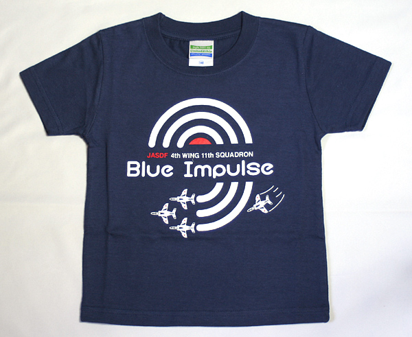 【キッズ】ブルーインパルス JoinUp Tシャツ(送料込)
