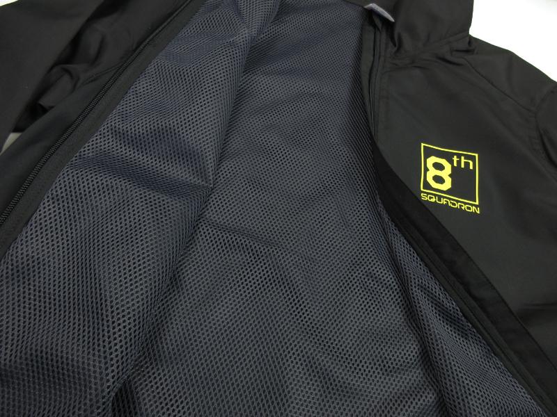 8SQ ブラックパンサーズ スタンドジャケット(送料込)