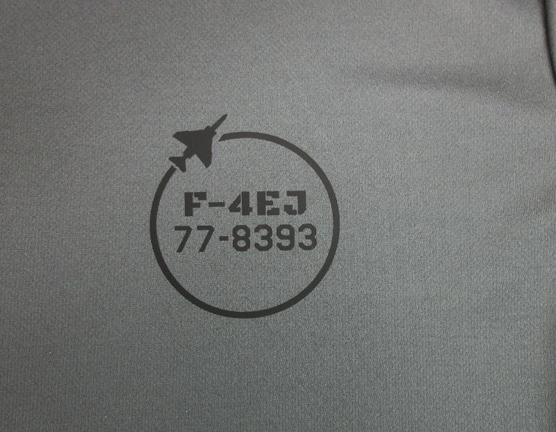 F-4EJ 77-8393 ドライTシャツ(送料込)