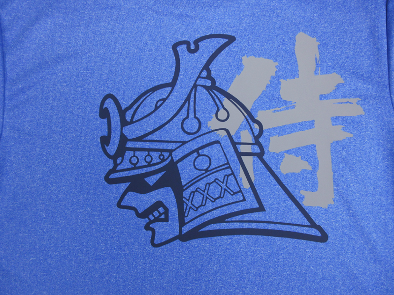 第3飛行隊「侍」ドライTシャツ(送料込)