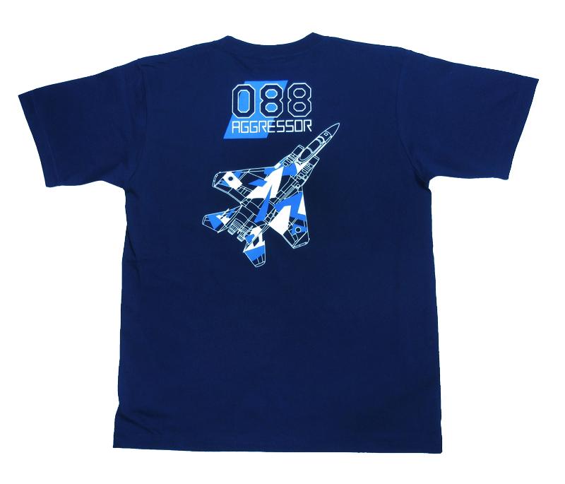 F-15DJ #088アグレッサー Tシャツ(送料込)