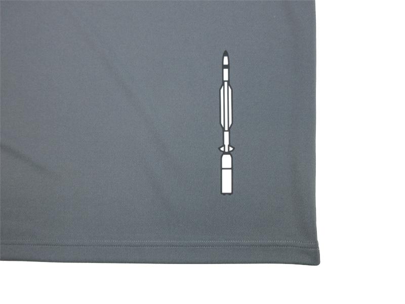 VLS (垂直発射装置) ドライTシャツ(送料込)