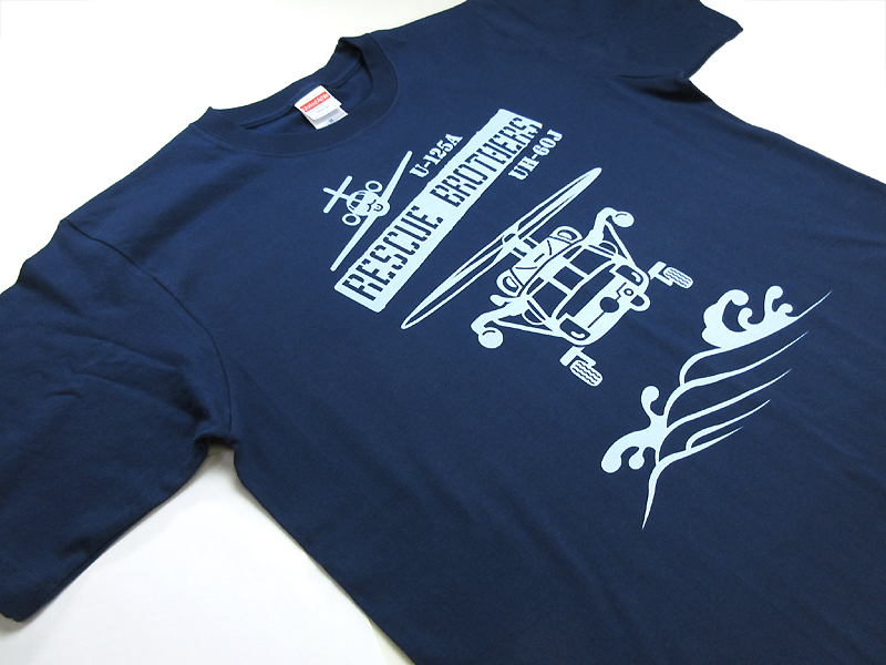Rescue Brothers (レスキューブラザーズ) Tシャツ(送料込)