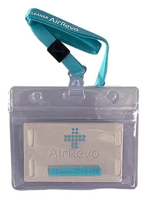 エアレボ セラミックプレートタイプ イオンクリーナー