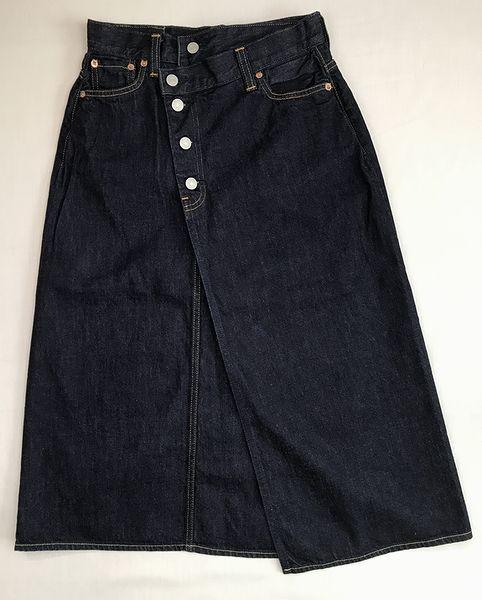 MOMOTARO JEANS SK0103 12oz Denim Skirt