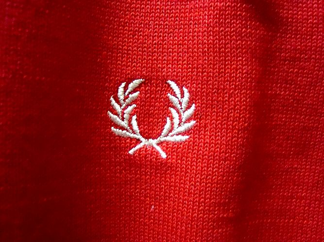 FRED PERRY F3147 COLOURED TANK