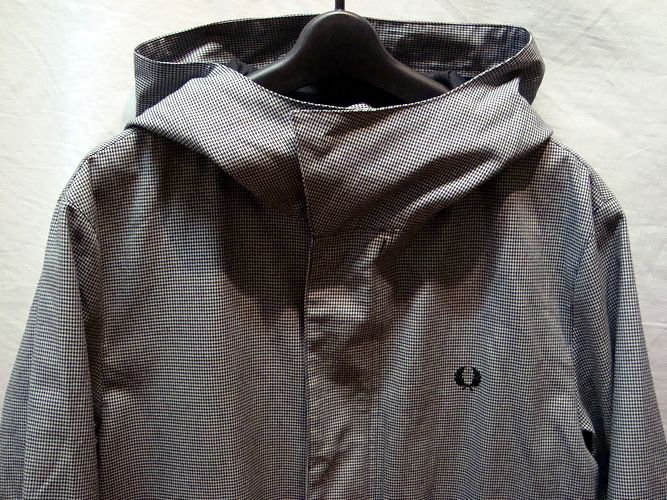 FRED PERRY F2473 FISHTAIL PARKA