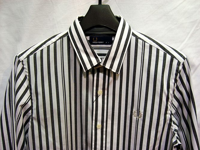 FRED PERRY F4324 Strech Shirt
