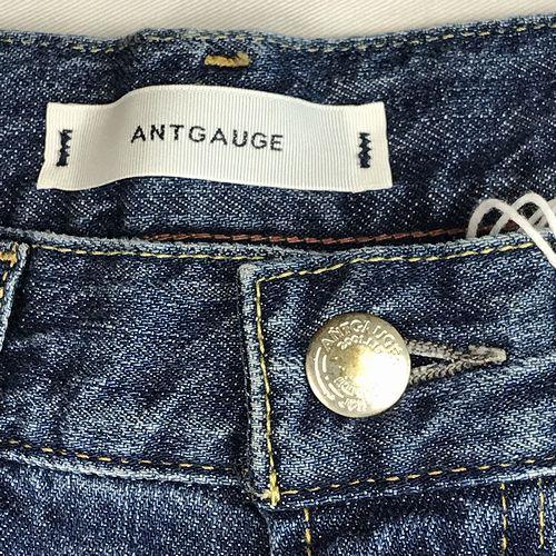 Antgauge C1626 IDソフトデニム ボーイフレンドストレート