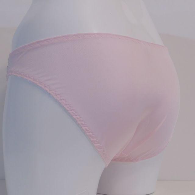 スタンダード大人の香りショーツ2WAY Mサイズ ピンク色