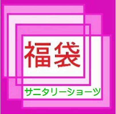 福袋 サニタリーショーツ3枚セット M.L.LL 送料無料メール便