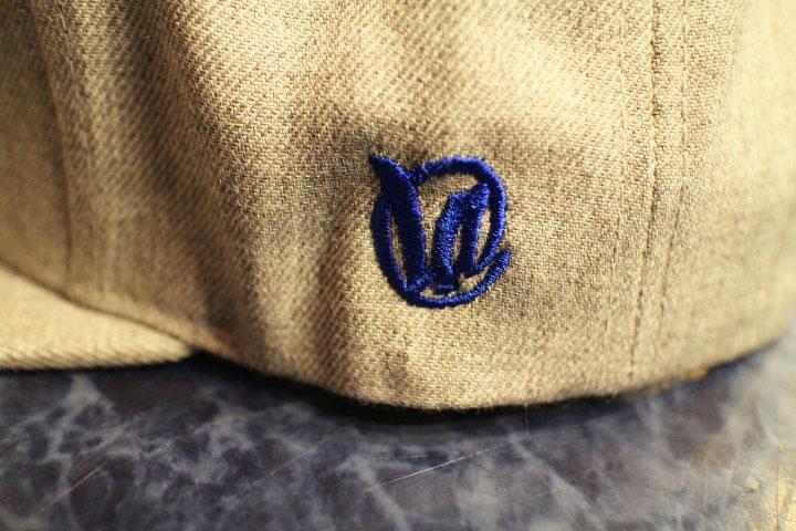 SERAT LA snapback cap