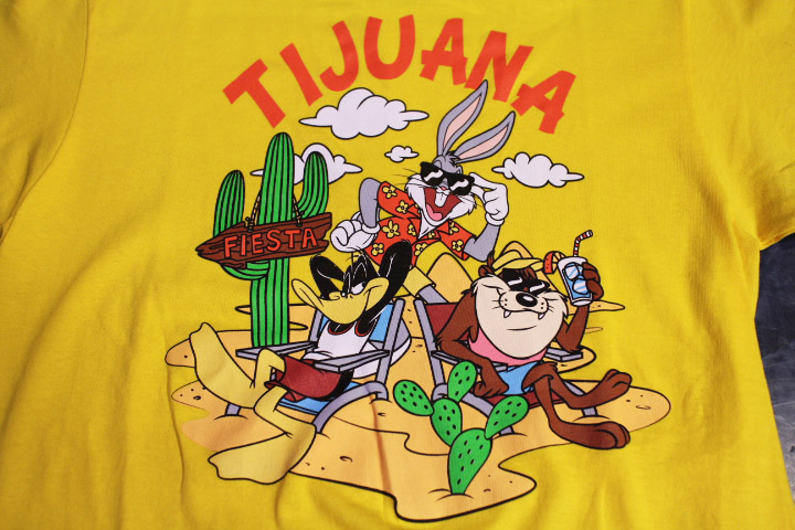 LOONEY TUNES Tshirt (TJ) / yellow