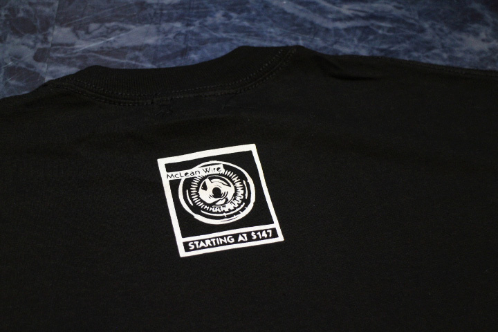 OSSANTHEHOOD Tshirt (swapmeet gang) / black