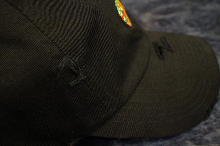 tacos & beer dad hat (black)