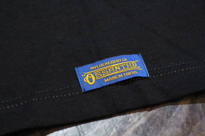 OSSANTHEHOOD Tshirt (autoshop) / navy