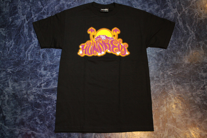 THE HUNDREDS Tshirt (wash) / black