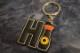 ALOHA SHOYU pvc rubber keychain