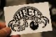 NICETY vinyl sticker (8ball)
