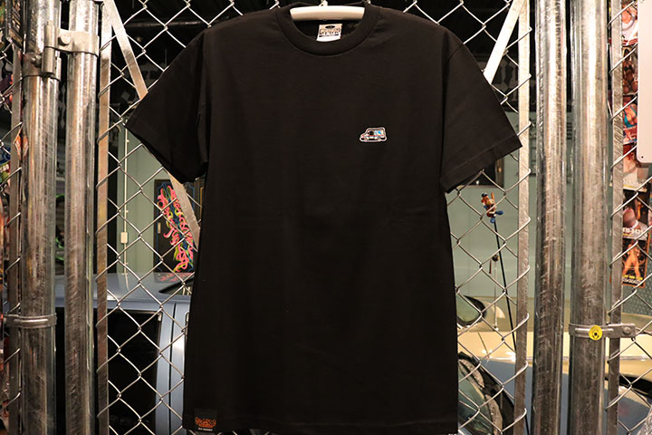 OSSANTHEHOOD Tshirt (patched) / black