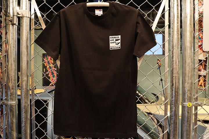 OSSANTHEHOOD Tshirt (ossanshyd) / black