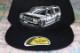 OSSANTHEHOOD snapback cap (impact) / black