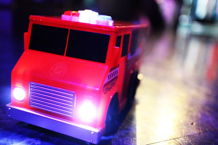FIRE RESCUE radio control