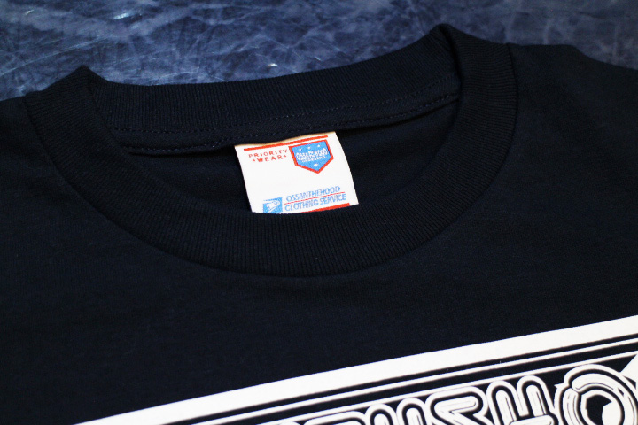 OSSANTHEHOOD Tshirt (autoshop2) / navy