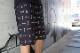 OSSANTHEHOOD board shorts (bit'nthehood) / black