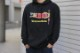 OSSANTHEHOOD pullover hood (most wanted) / black