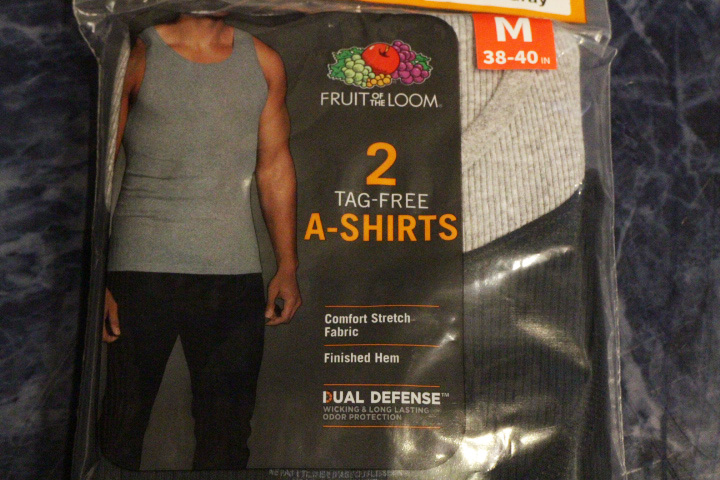 FRUIT OF THE LOOM A-shirt