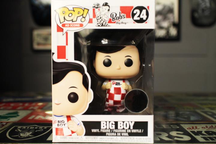 """FUNKO POP ! """"BOBS BIG BOY"""""""