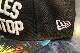 NEW ERA snapback cap (LA wont stop) / black & floral