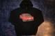 BERKLIN pullover hood (car) / black